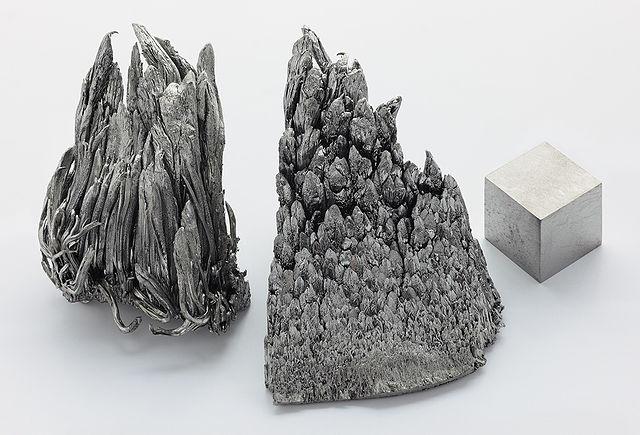 Yttrium, rare earth element.