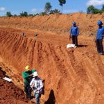 Trenching underway at the Altamira gold project in Brazil