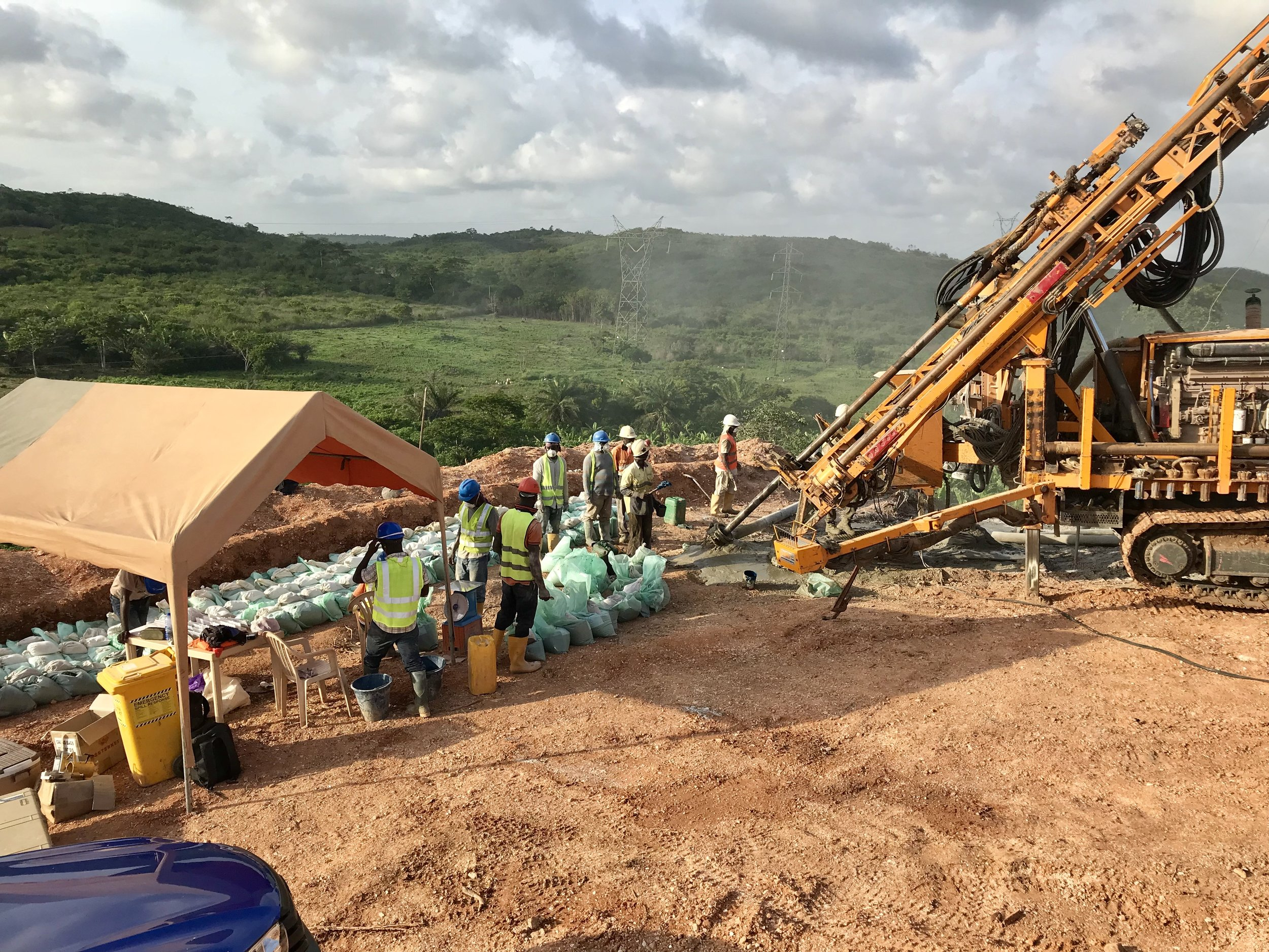 IronRidge Resources Ghana