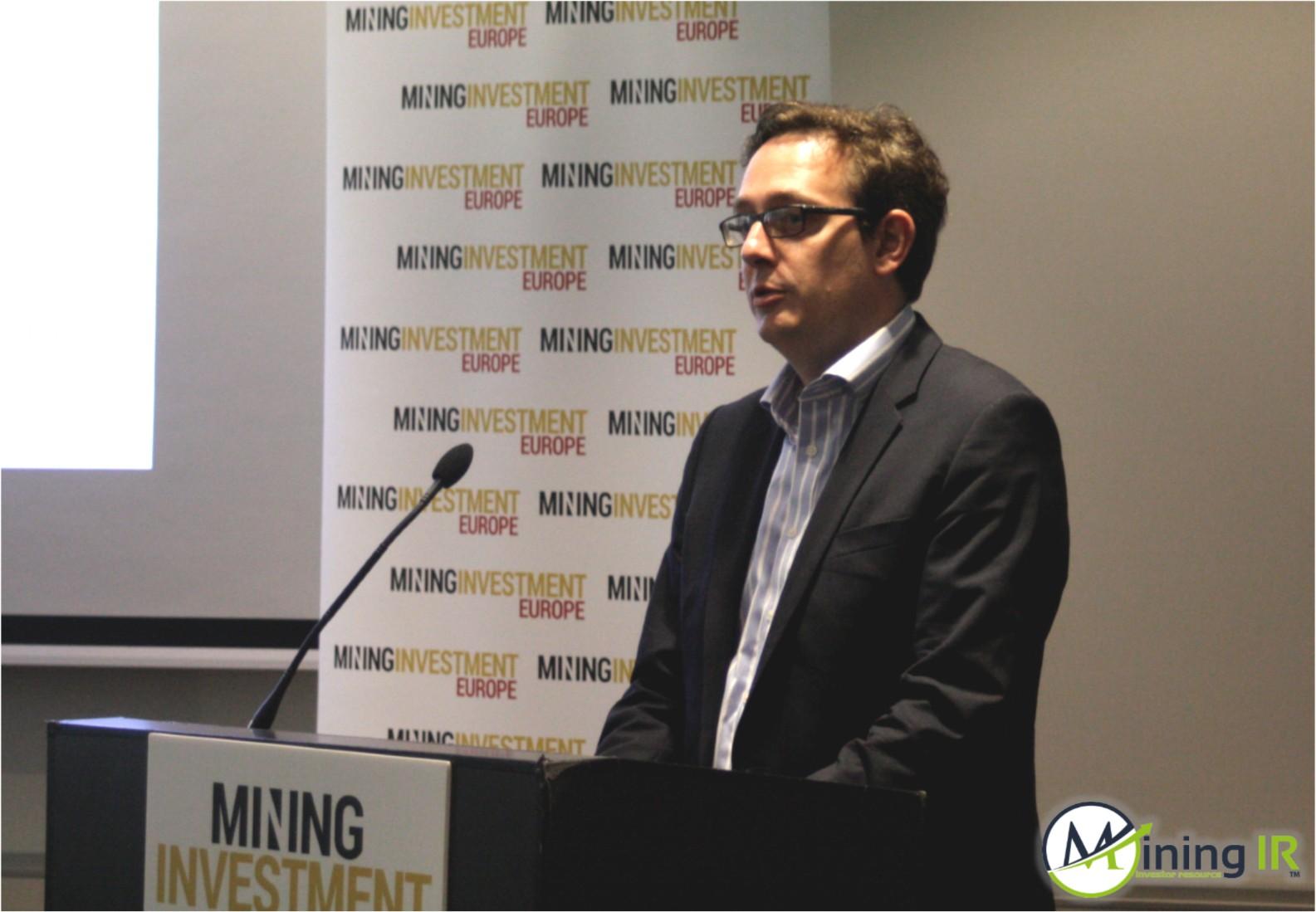 Phillip Sandner talks about the blockchain revolution in mining