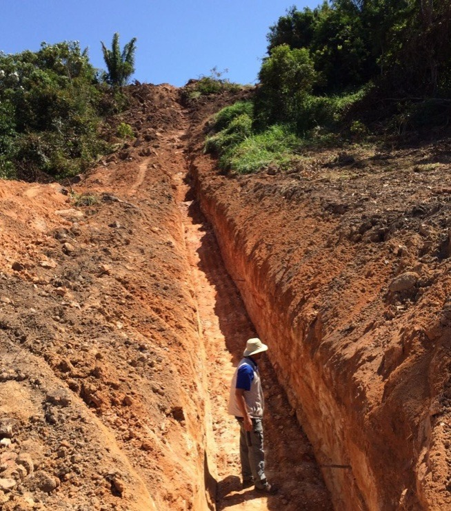 Altamira Gold - Cajueiro gold project in Brazil