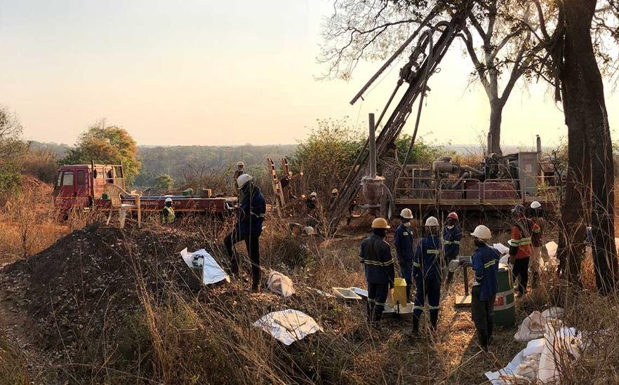 Arc Minerals Zambia