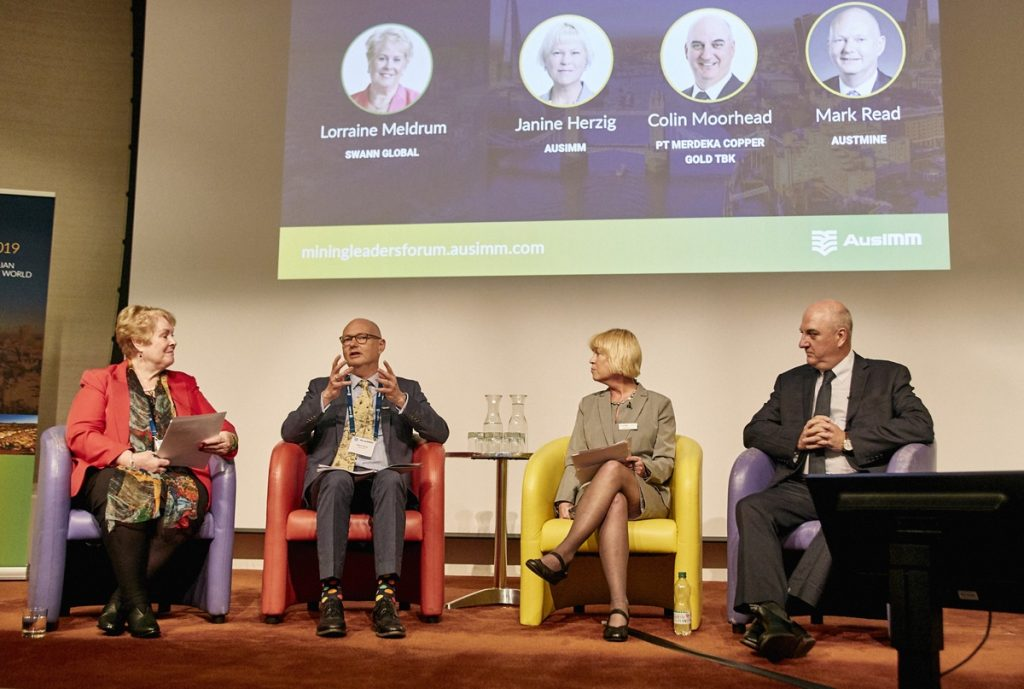 Australian Mining Leaders Forum London 2019