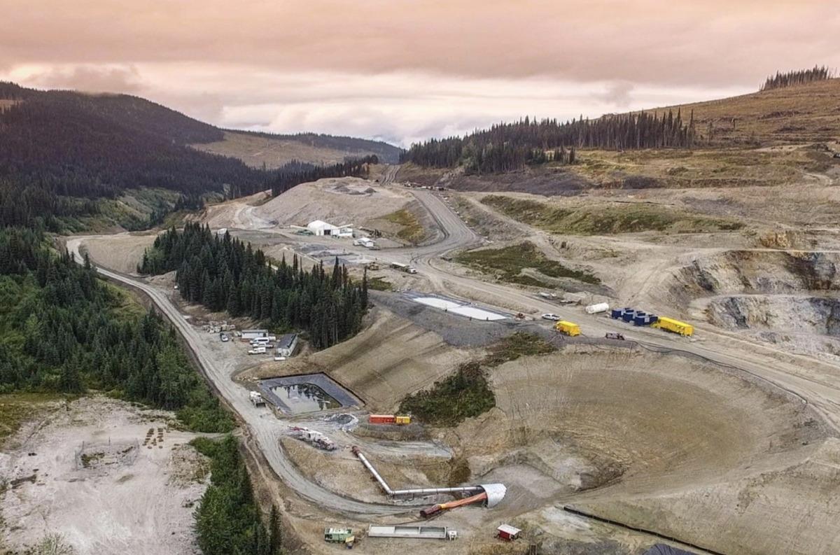 Barkerville Gold Mines