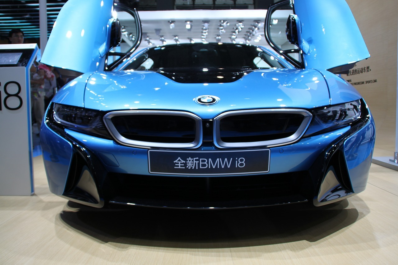 Electric BMW - Battery Metals