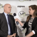 Alan Carter, CEO Cabral Gold, at Mines and Money London November 2018