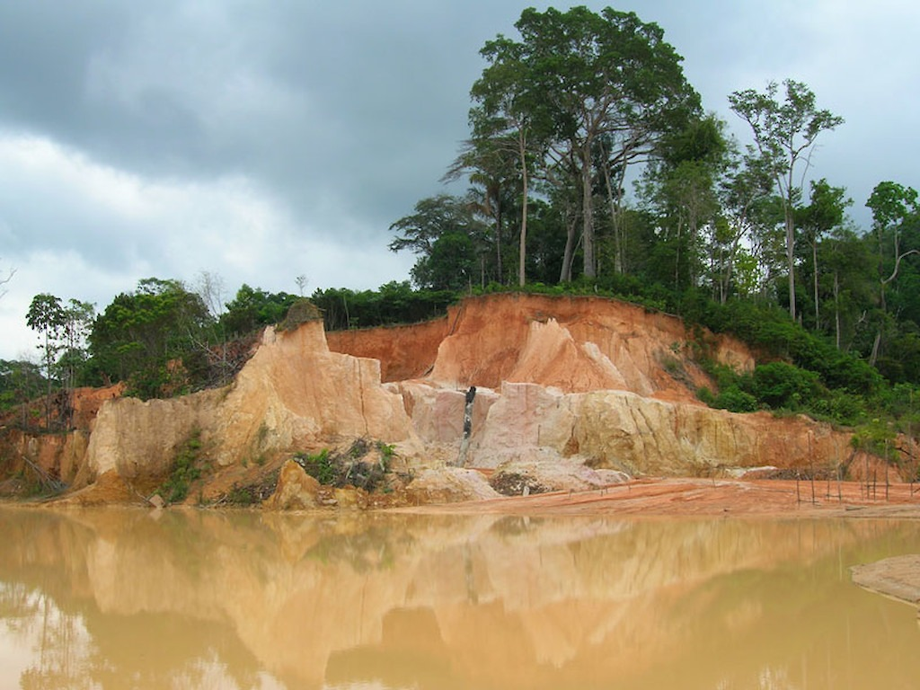 Cabral Gold, Cuiú Cuiú Project in Northern Brazil