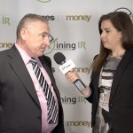to Chris Gilchrist, CEO of Davenport Resources, at Mines and Money London