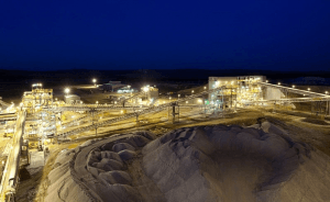 Galaxy Resources' Mt Cattlin lithium project in Ravensthorpe, West Australia