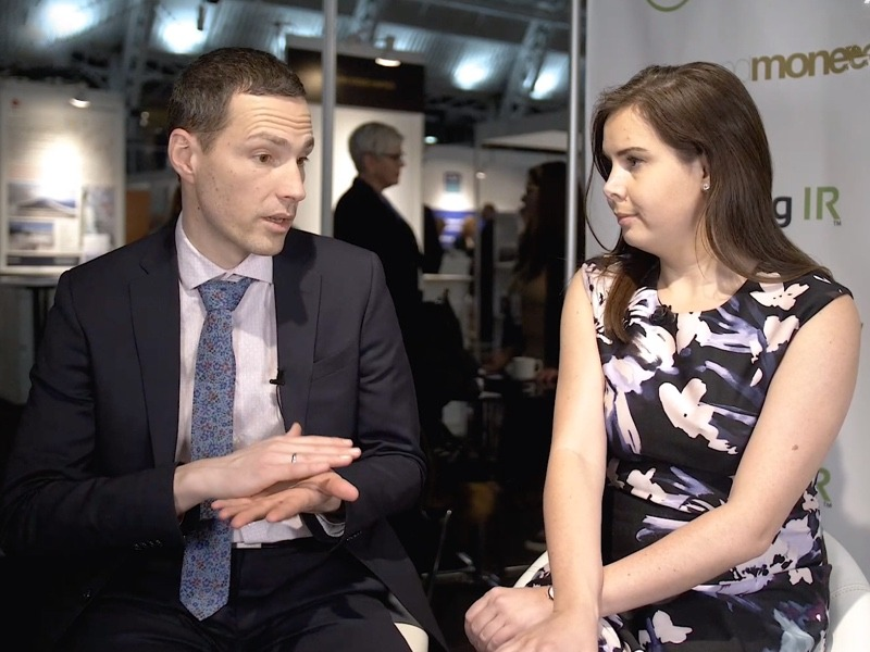 Kiril Mugerman, President & CEO of Kintaver Exploration, interviewed at Mines and Money London by MiningIR
