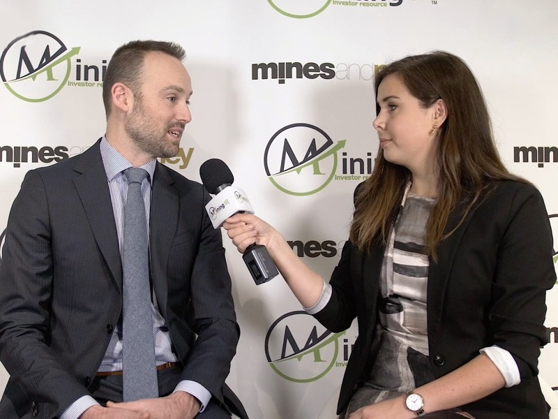 James Buskard of Nevada Exploration interviewed at Mines and Money London by MiningIR