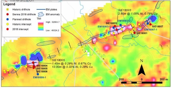 Sienna Resources to commence drilling high priority targets in Sweden