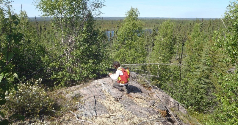 Athabasca Basin, Skyharbour Resources