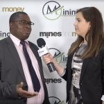 Mavuto Chipata, Chief Investment Officer for ZCCM Investments Holdings, at Mines and Money London